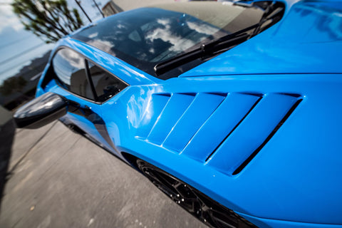1016 Industries Lamborghini Huracan Performante Fenders