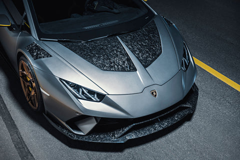 1016 Industries Lamborghini Huracan Performante Front Splitter