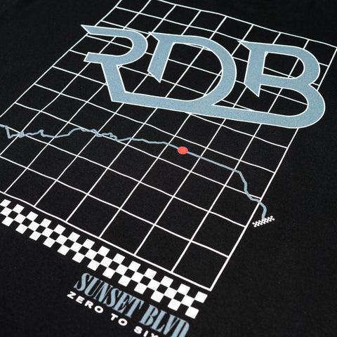 RDB SUNSET BLVD T-SHIRT