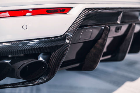 1016 Industries Lamborghini Urus Rear Diffuser