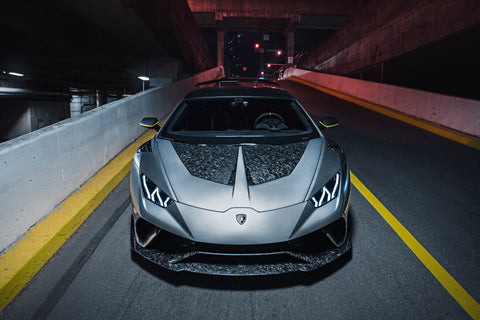 1016 Industries Lamborghini Huracan Performante Hood