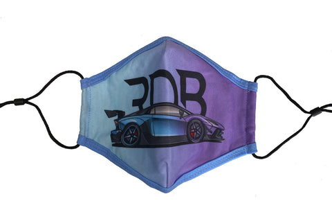 RDB Face Mask Aventador (Limited)