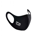 Black RDB Face Mask (2 Pack)