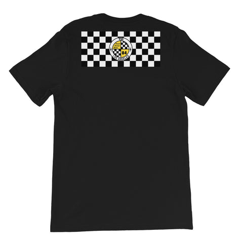 Unisex T-Shirt RDB Checkered Logo