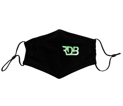 RDB Mask (Glow in the Dark Logo)