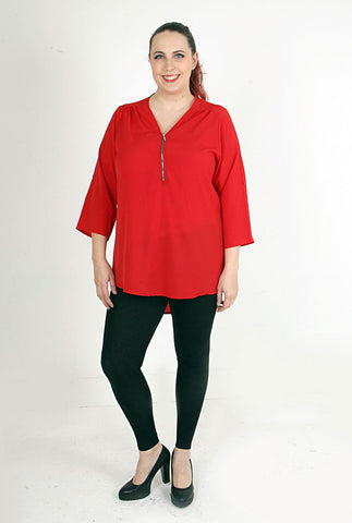 Plus Size Woman Shirt