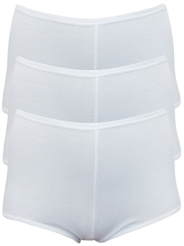 Multipack Underwear/ White,Plus size clothing,womens plus size clothing,big size ladies dress,plus size