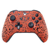 Xbox One Controller: 3D Orange Splash