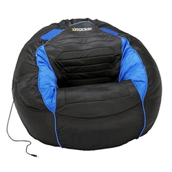 Black and Blue Kahuna Bean Bag with Sound (#5138301)