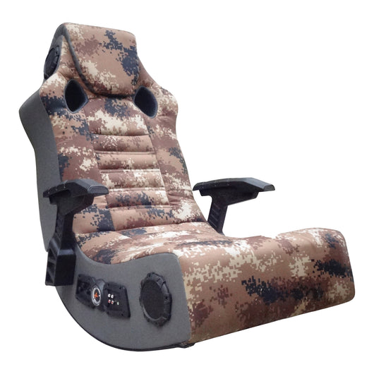 Camouflage X Rocker® Pro with 4.1 Wireless Audio (#5155801)