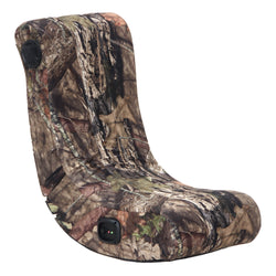 Mossy Oak Camouflage: X Rocker® V Rocker® 2.0 Wired Gaming Chair (#5165001)