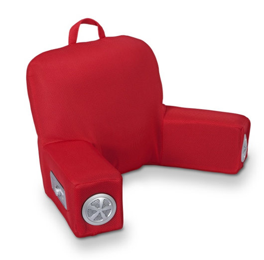 Bed Sound Lounger in Red (#71334)