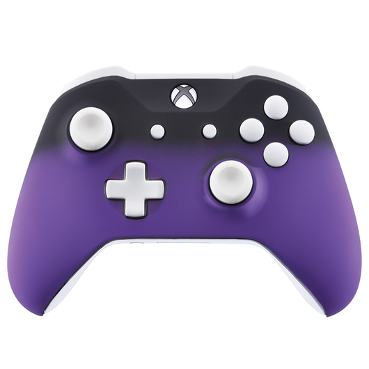 Xbox One Controller - Purple Shadow & White