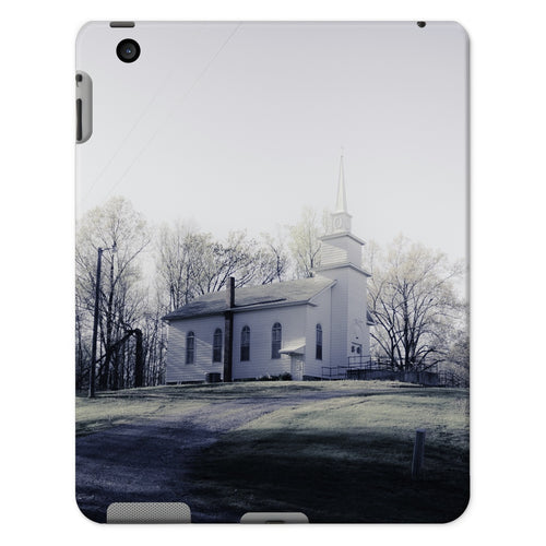 Country Church Tablet Case