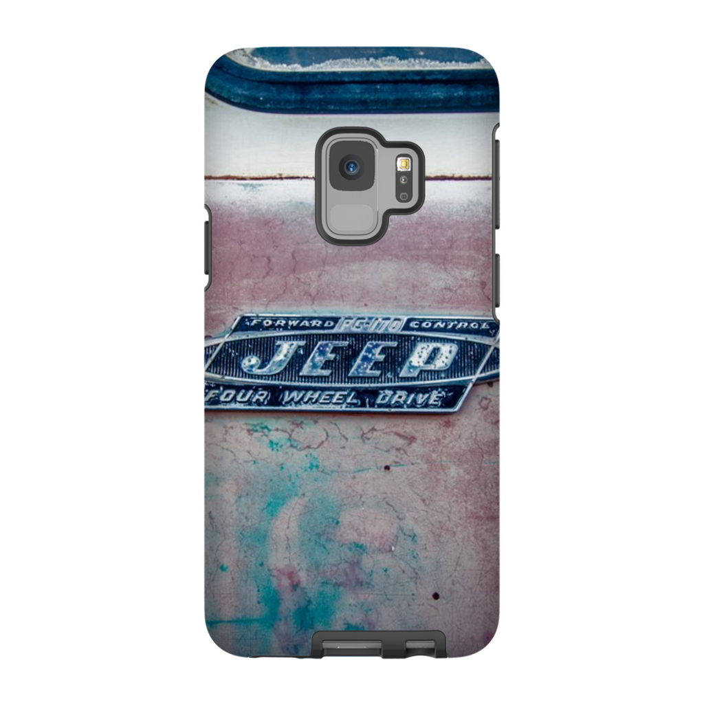 This old Jeep Phone Cases