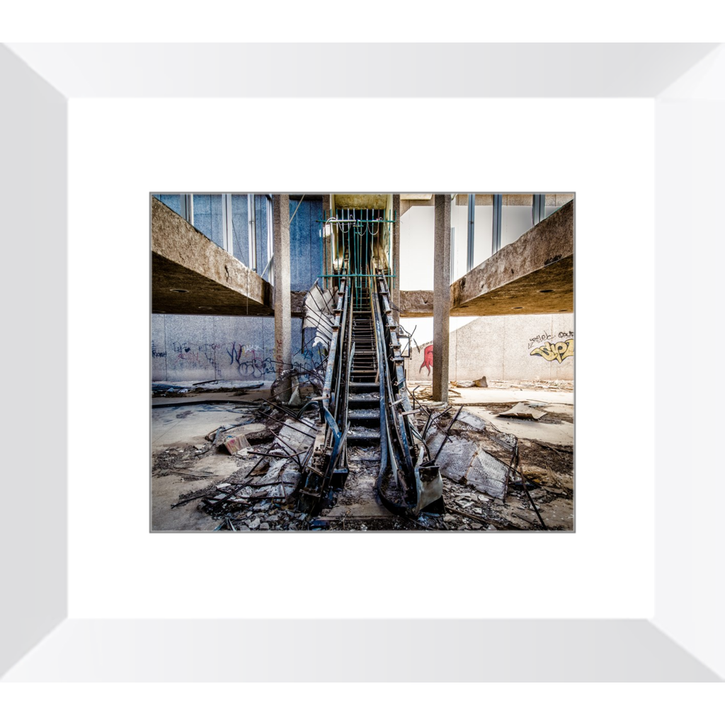 Stairway to Heaven Framed Prints