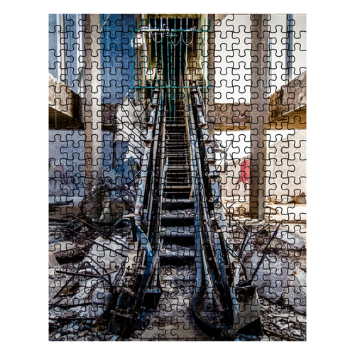 Stairway to Heaven Puzzle