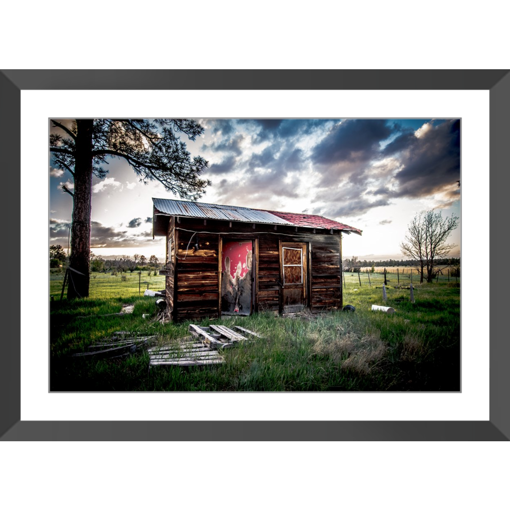 The Pioneer's Dream Framed Prints