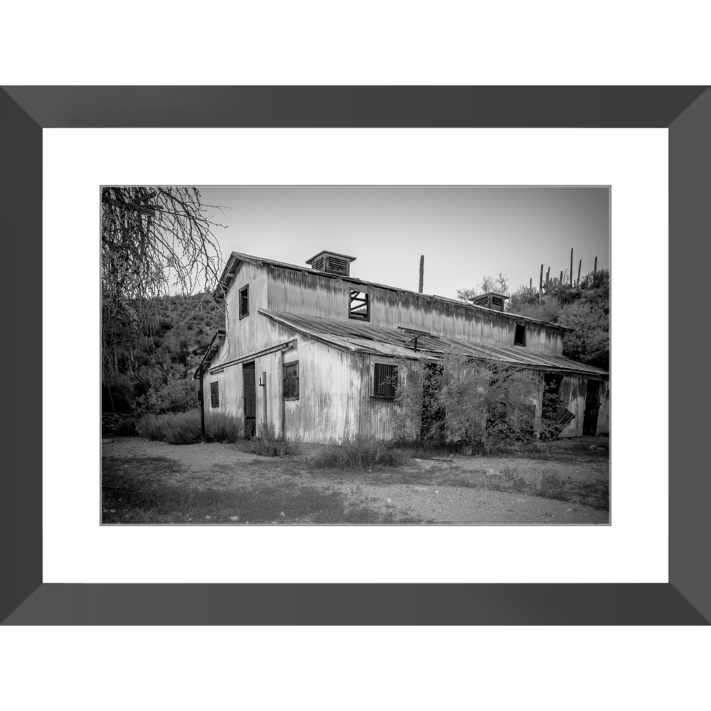 Castle Hot Springs Framed Prints