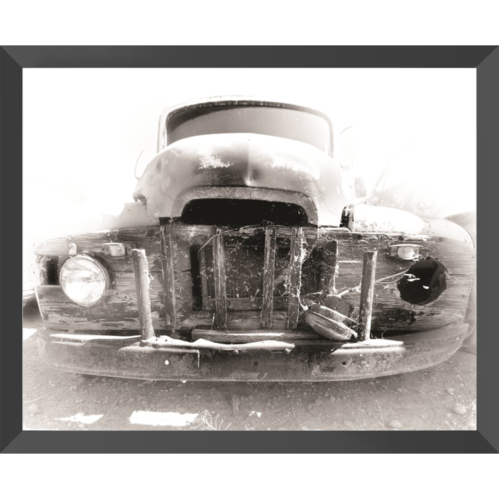 Pop Eye's Ride Framed Prints