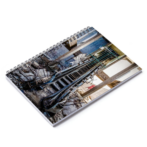 Stairway to Heaven Spiral Notebook - Ruled Line