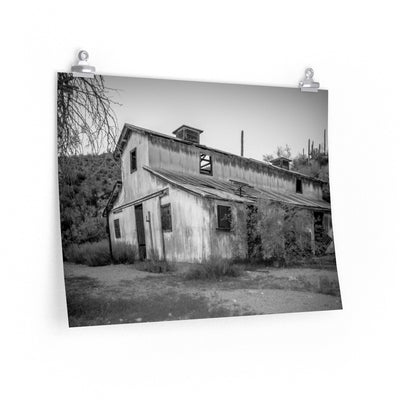 Castle Hot Springs Premium Matte horizontal posters