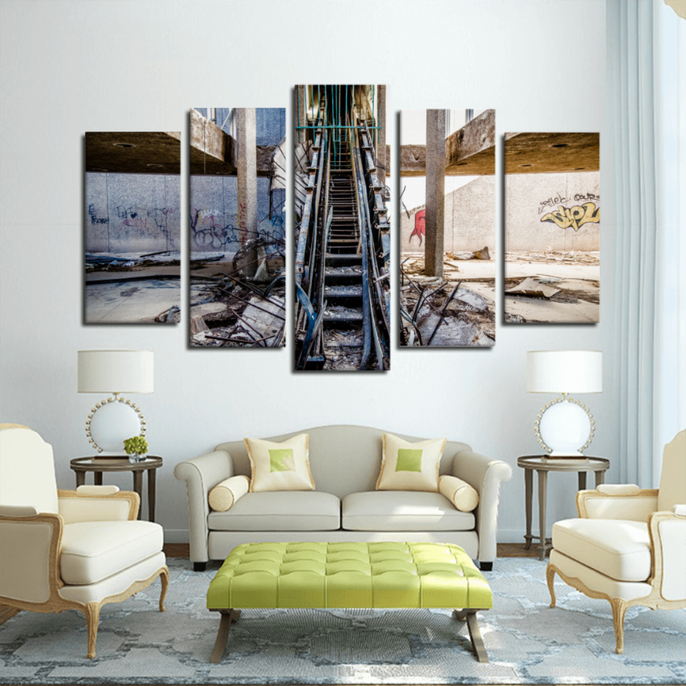 Stairway to Heaven Paneled Prints