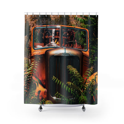 Mack By Asher Shower Curtains
