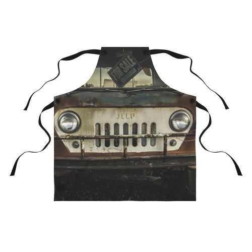 The Old Jeep Apron