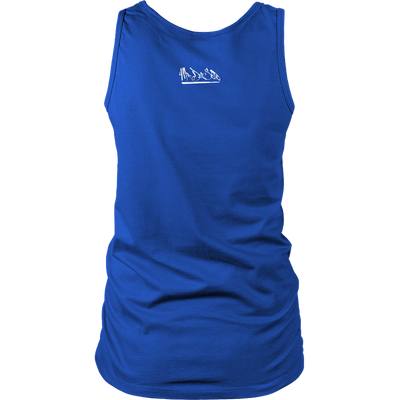 The Gospel Next Level District Womens Tank