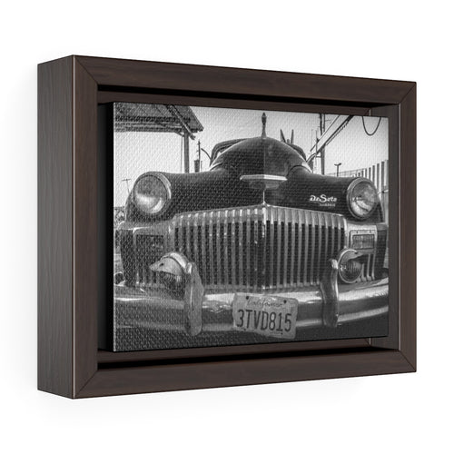 The Old DeSoto Gallery Wrap Canvas