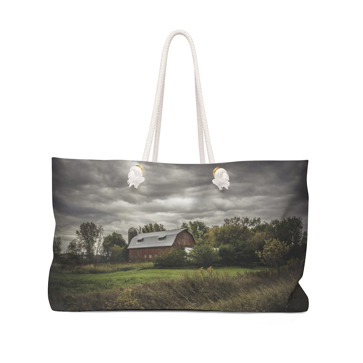 Country Love Weekender Bag