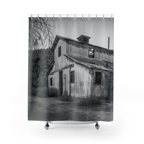 Castle Hot Springs Shower Curtains