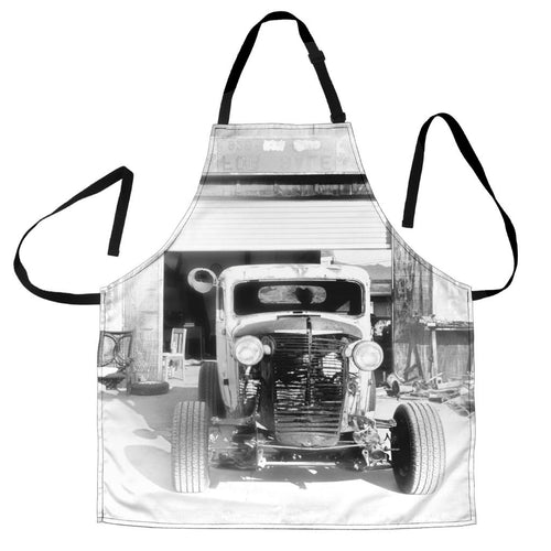 Rat Rod's Garage Apron
