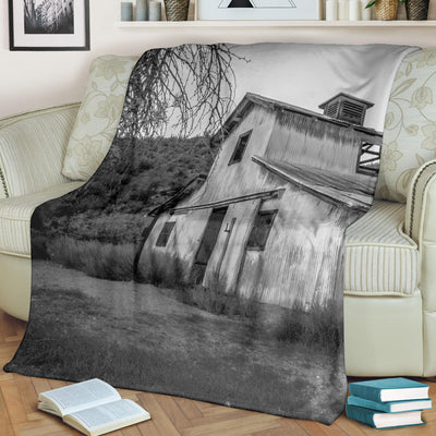 Castle Hot Springs Premium Blanket