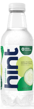 Strawberry-Kiwi Hint Water, 16.9 Ounce (Pack of 12)