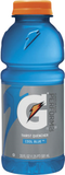 Gatorade Cool Blue, Twenty Ounce Plastic Bottles (Pack of 24)