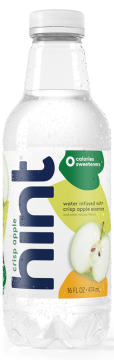 Pineapple Hint Water, 16.9 Ounce Bottles (Pack of 12)
