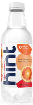 Blood-Orange Hint Water, 16.9 Ounce Bottles (Pack of 12)