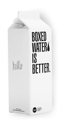 Boxed Still water, 16.9 Ounce Tetrapak (Pack of 24)