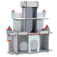 Knight's Citadel Castle Shelf