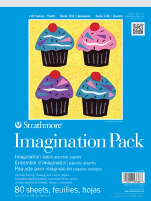 Strathmore Imagination Pack art pad