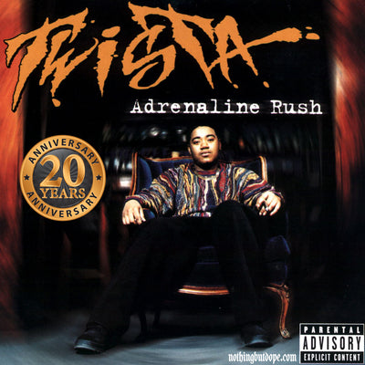 "Twista's ""Adrenaline Rush"" TURNS 20"