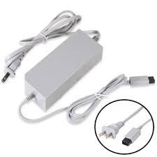 Wii Console Official Power Supply AC Adapter