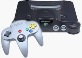 N64 Nintendo 64 System Pack - Console, Official Controller, Power AC, and AV Video Cord