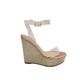 Mermaid Wedge Heel