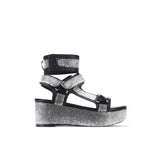 Bling Wedge Sandal