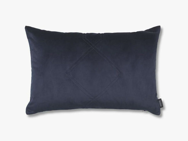 DIAMOND PUDE 40X60, DARK BLUE