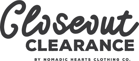Closeout Clearance | Nomadic Hearts Clothing Co. | Sweatshirts, hoodies, t-shirts, tank tops