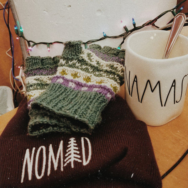 the nomad beanie